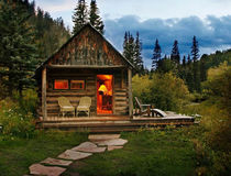 © Dunton Hot Springs
