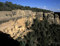 Mesa Verde National Park, Colorado © Christian Heeb