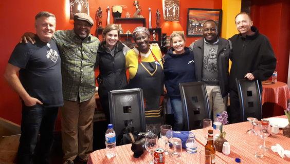 © Mzansi Restaurant